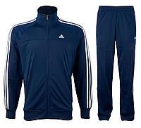 Костюм спортивный, мужской Adidas Essentials 3-Stripes Tracksuit Men X20583 адидас