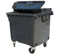ESE Мусорный контейнер пластиковый 1,1 м3