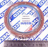 Сальник коленвала задний(90х120х13.65) 3.0 F1С IVECO OE 504014232