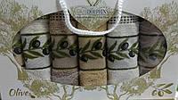 Кухонные полотенца махровые 6штук.  Турция