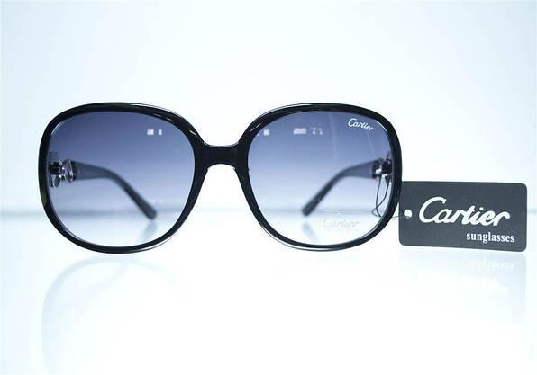 Окуляри жіночі Оптом Cartier сонцезахисні - Коричневі - 1312, фото 2