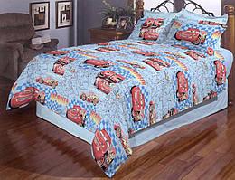 Детское постельное белье полуторное бязь Gold (D-0006)