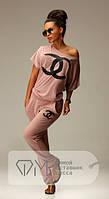 "Женский спортивный костюм  "" Chanel ""  Yulia, фото 1"
