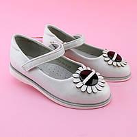 Детские нарядные туфли Белые тм Том.м размер 25,31, фото 1