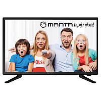"""Телевизор Manta TV""""22""""LED 22LFN37L T-2 - тюнер"""