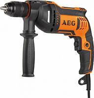 Дрель безударная AEG BE-750R