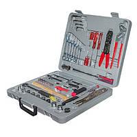 Набор инструмента INTERTOOL ET-5126  с комплектом метизов и аксессуаров 100ед.