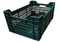 Ящик пластиковый для хлебобулочных изделий 600х400х260