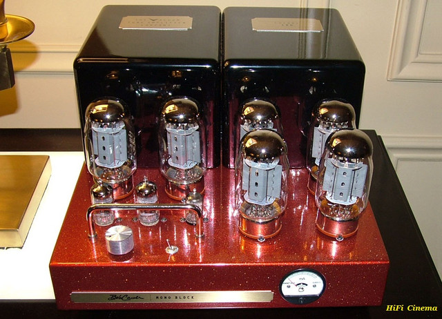 Bob Carver VTA180M High End Amplifier