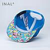 Кепка бейсболка INAL Kitty M / 55-56 RU Голубой 97755, фото 3