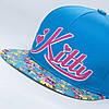 Кепка бейсболка INAL Kitty M / 55-56 RU Голубой 97755, фото 4