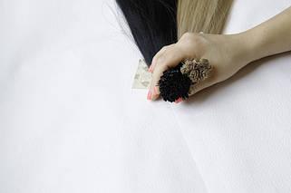 Детские славянские волосы для наращивания на капсулах