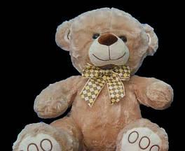 Мишко 68 см з бантом гарний подарунок коханій дівчині або дитині на День Народження