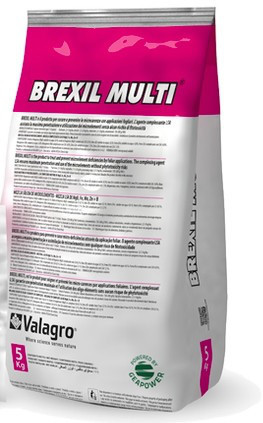 Удобрение для газонных трав Brexil Multi (БРЕКСИЛ МУЛЬТИ) Valagro - 5 кг