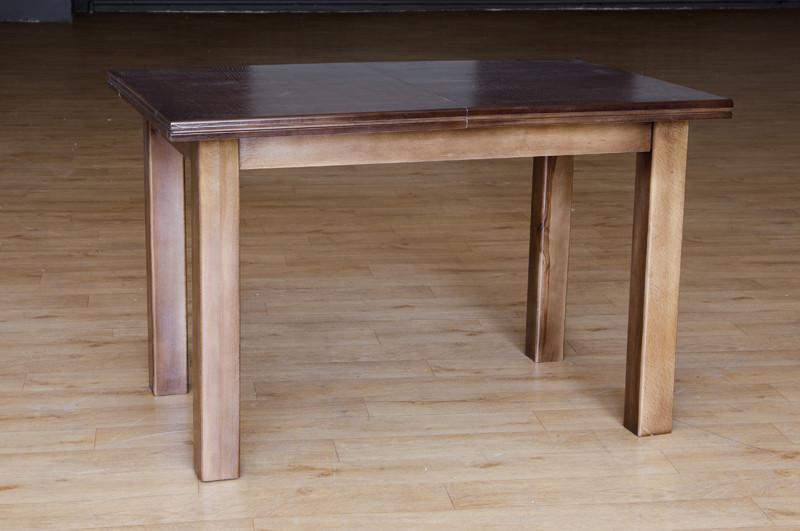 """Розкладний кухонний стіл """"Петрос"""" (горіх) 120*80"""