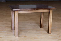 """Розкладний кухонний стіл """"Петрос"""" (горіх) 120*80, фото 1"""
