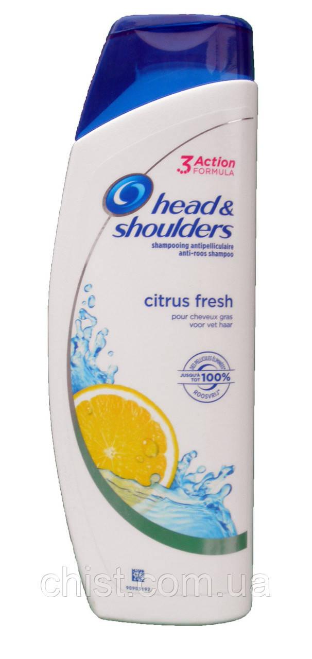 Head&Shoulders Citrus Fresh Шампунь против перхоти (600 мл)