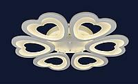 Светодиодная потолочная люстра Levistella 755MX10013-6 WH LED