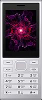 "Мобильный телефон Nomi i247 Silver серебро (2SIM) 2,4"" 64/128 МБ+microSD 2 Мп 1000 мАч оригинал Гарантия!"