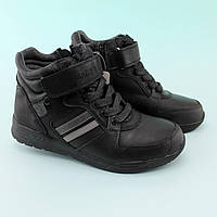 Демисезонные ботинки мальчику тм BIKI размер 33,34,35,36, фото 1