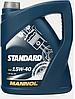 Моторное масло Mannol Standard 15W40 5L