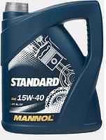 Моторне масло Mannol Standard 15W40 5L