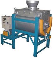 Оборудование для смешивания сыпучих продуктов с системой сушки