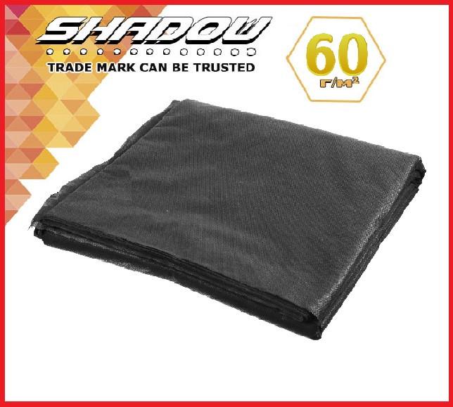 """Агроволокно пакетированное UF-4% """"Shadow"""" 60 г/м², 3,2х10м. чёрное (Чехия)"""