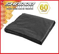 "Агроволокно пакетированное UF-4% ""Shadow"" 60 г/м², 3,2х10м. чёрное (Чехия), фото 1"
