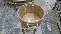 Запарник дубовый 35 литров для бани