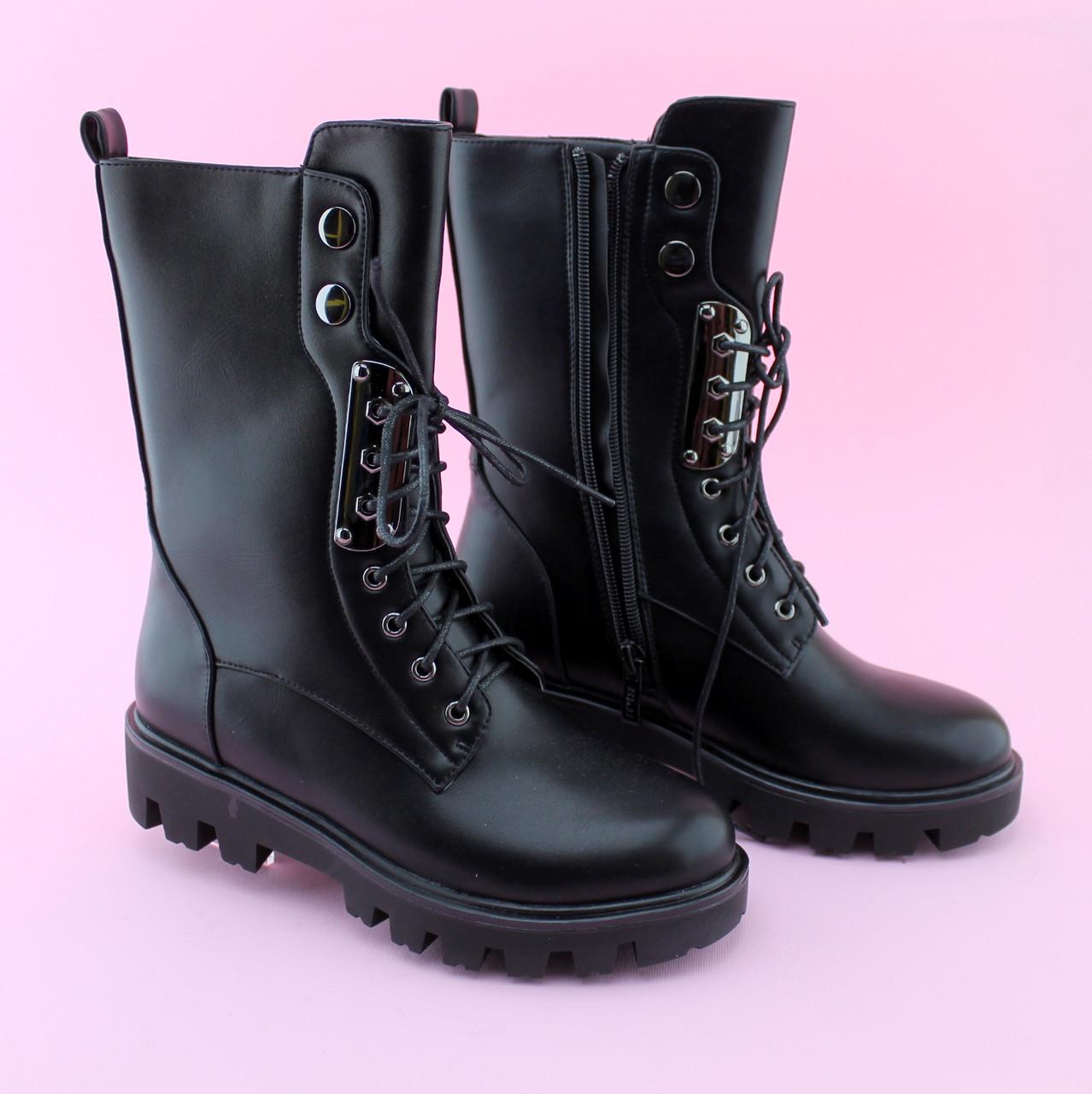 Детские подростковые демисезонные ботинки девочке тм BIKI размер 34,37,38