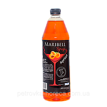 "Сироп коктейльный Maribell ""Абрикос"" 1л"