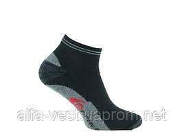 Спортивные носки Filmar Factory For Active Coolmax 43-46 Черный с серым (ff042)