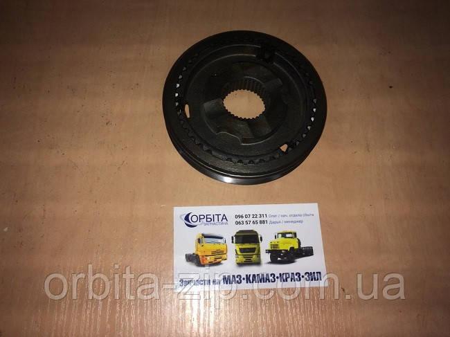 3302-1701174 Муфта синхронизатора 1-2, 5-з/х со ступицей ГАЗ 31029 (с 2003 г.) (пр-во ГАЗ)
