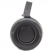 ★Колонка BL LZ E17 Black беспроводная функция громкой связи светомузыка USB портативная, фото 3