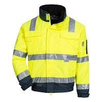Куртка сигнальная утепленная NITRAS 7141 // MOTION TEX VIZ PLUS