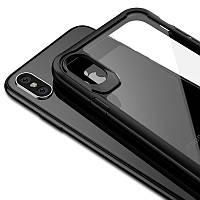 Чехол iPAKY iPhone XS MAX Lotto Black