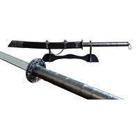 Вакидзаси (Wakizashi) короткий меч самураев. Подставка в подарок!
