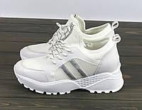 Женские кроссовки Lonza FLM88108 WHITE 36 23 см, фото 1