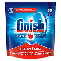 Таблетки Для Посудомоечных Машин FINISH All In 1 Max 50 Шт (5900627062359)