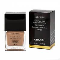 Тональный крем Chanel Sublimine Fond de Teint Fluide (Копия)