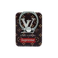 Держатель - кольцо - прямоугольник SUPREME LOUIS VUITTON 3