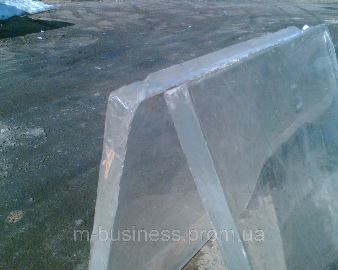 Оргстекло  литое   блочное  20,0  мм.