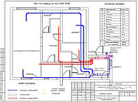 Проект системы вентиляции