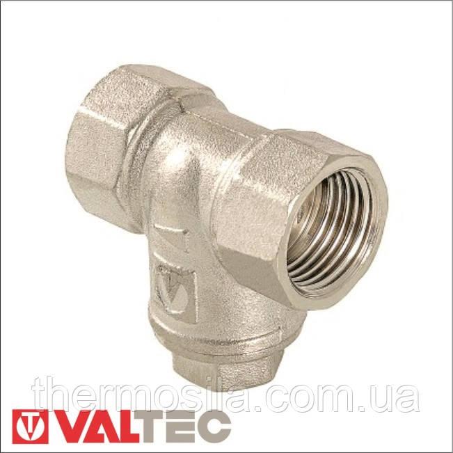 """VT.385.N.04 Фильтр прямой мини VALTEC вн.-вн. 1/2"""""""