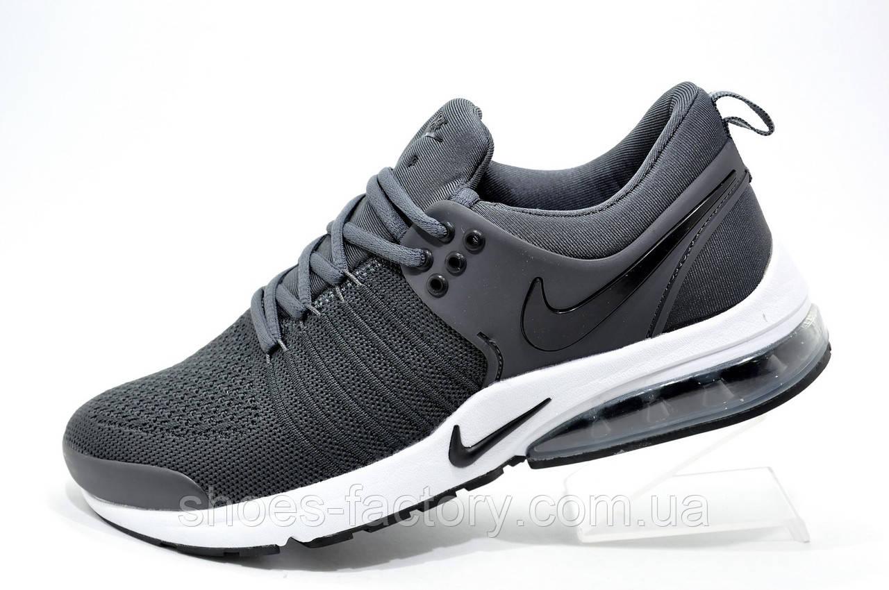 0caf95ad Мужские кроссовки в стиле Nike Air Presto 2019 TP QS, Gray - купить ...