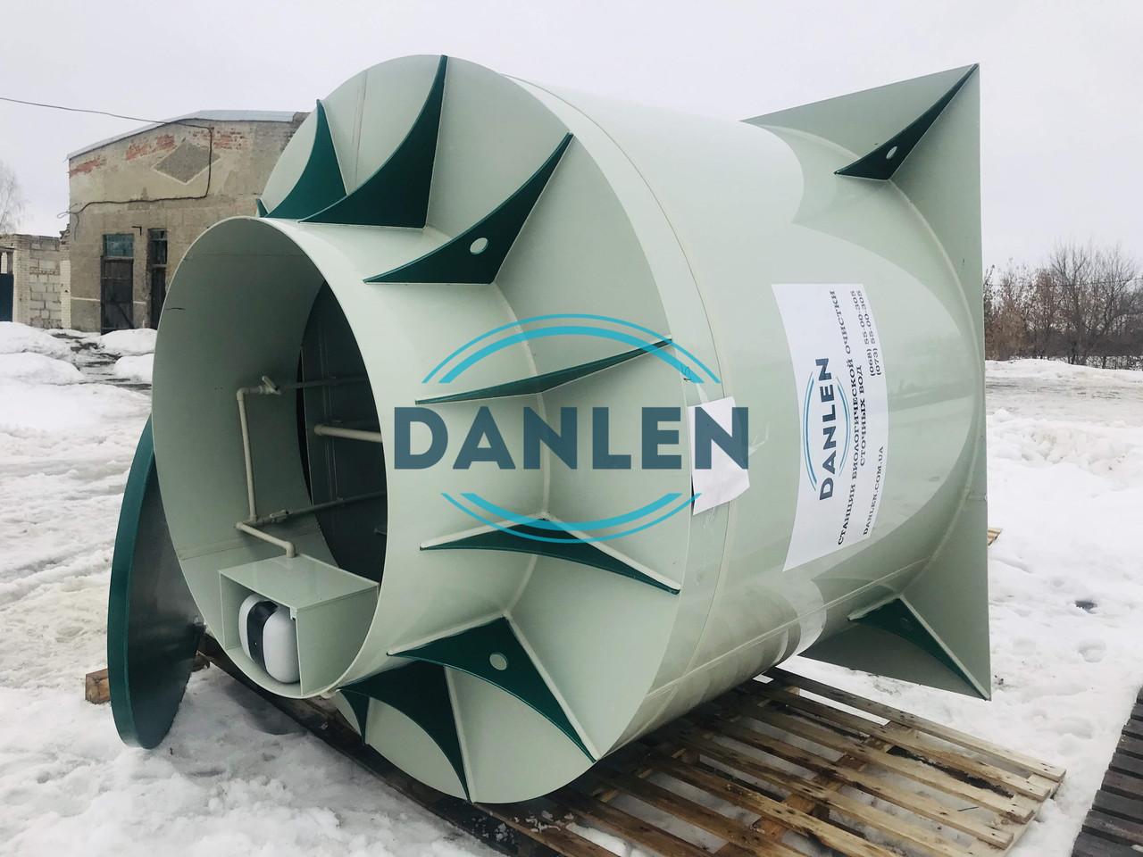 Станция биологической очистки DANLEN DL-15