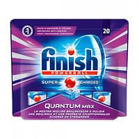 Таблетки Для Посудомоечных Машин FINISH Quantum 20 Шт (8002910020637)