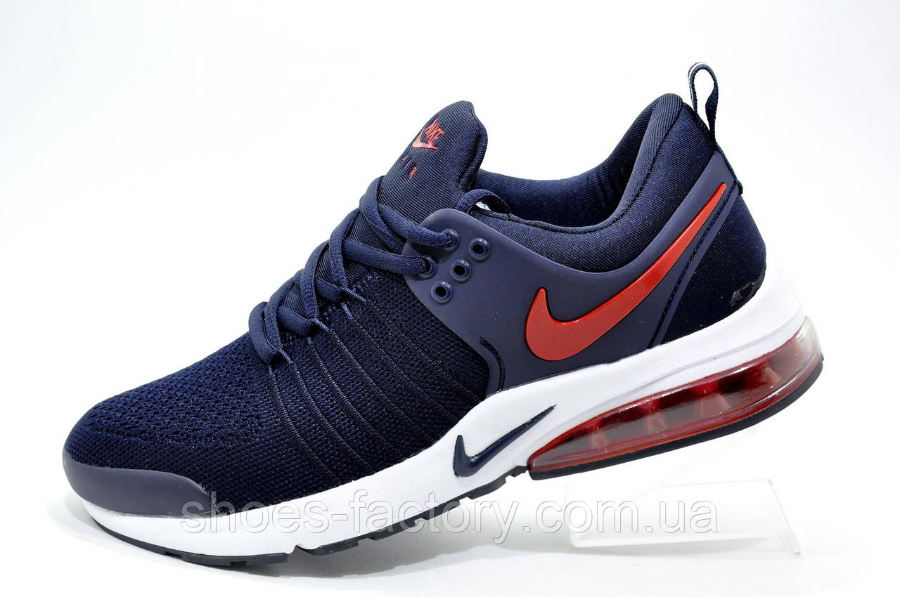 7f2fce8552d262 Мужские Кроссовки в Стиле Nike Air Presto 2019 TP QS, Dark Blue — в ...