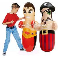 Боксерская груша надувная детская 44672